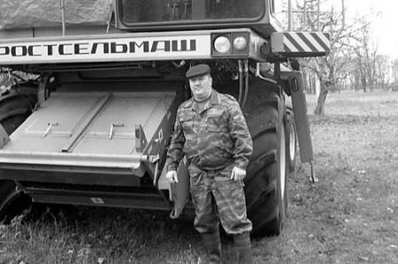 Владимир Михайлович Кузин