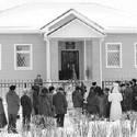 В поселке Глазуновка было открыто новое здание районной прокуратуры.
