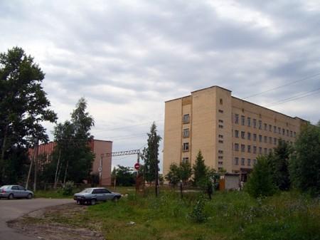 В конце 80-х в Глазуновке построили инфекционную больницу с поликлиникой