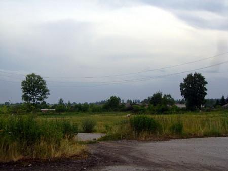 Фотографии окрестностей посёлка Глазуновка