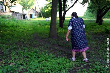 В Глазуновском районе ветерана забыли поздравить с праздником Победы.