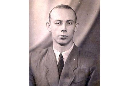 Леонид Черенков. Ленинград. 1957 г.