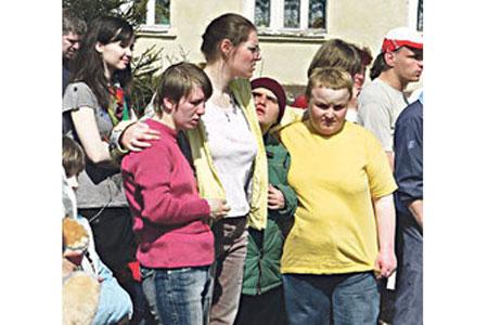 Дети из Добринского интерната нуждаются в защите