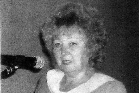 Валентина Александровна Тарасова