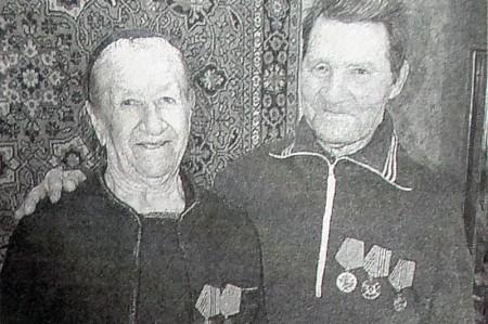 Сергей Иванович и Анна Сергеевна Савельевы.