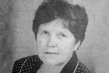 Сидорова Зоя Николаевна, классный руководитель Тагинской средней школы.