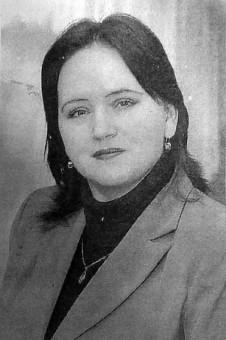 Людмила Николаевна Скворцова.