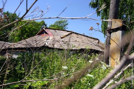 Дом в селе Тагино.
