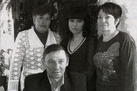 Коллектив сеньковского «сельсовета».