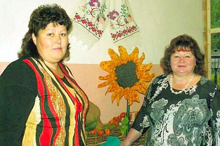 Жители села Гремячево.