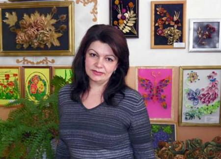 Елена Черенкова, педагог Глазуновской школы.