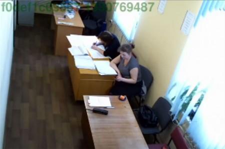 Избирательный участок в Глазуновке. Ул. Ленина.