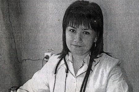 Елена Геннадьевна Кудинова.