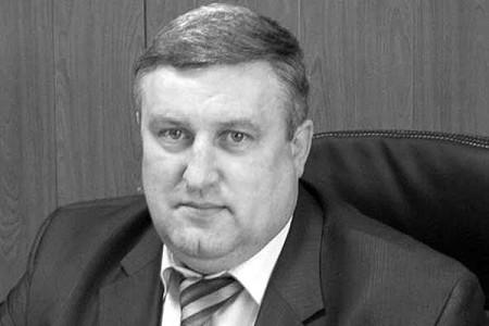 Глава Глазуновского района Орловской области Шамрин Сергей Евгеньевич.