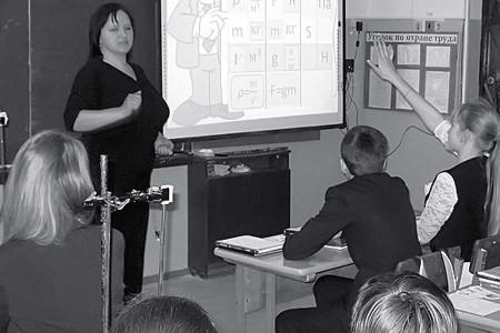 На базе Глазуновской средней школы состоялось заседание районного методического объединения учителей физики на тему «Исследовательская работа на уроках физики».