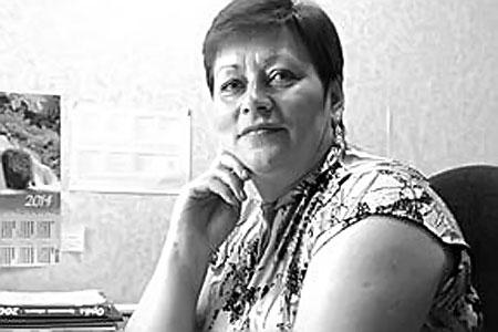 Галина Тимина.