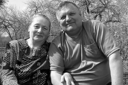 Наталья и Николай Тюрины.