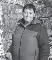 Наталья Стекачева.