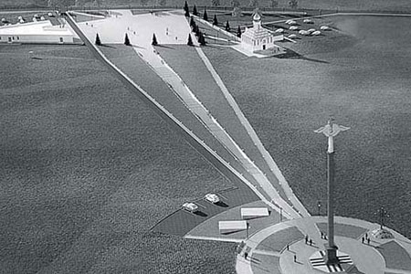 Мемориальный комплекс «Поклонная высота».