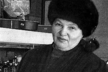 Лариса Леонидовна Козырева.