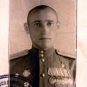 Иван Похлебаев в молодости.