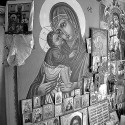 В доме Ольги Павликовой