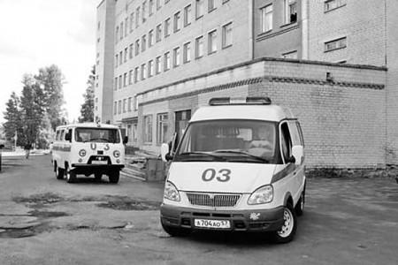 Глазуновская районная больница