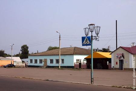Глазуновка