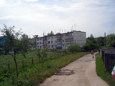 Дом в Глазуновке