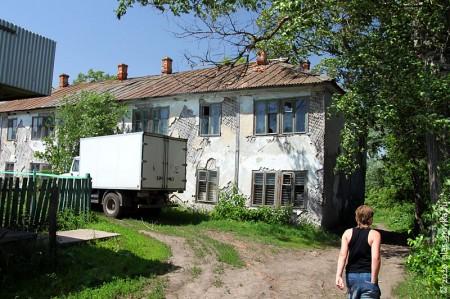 Старая школа в Гремяке