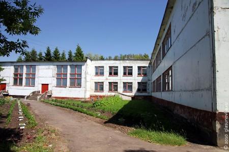 Для 1975 года это была очень продвинутая сельская школа