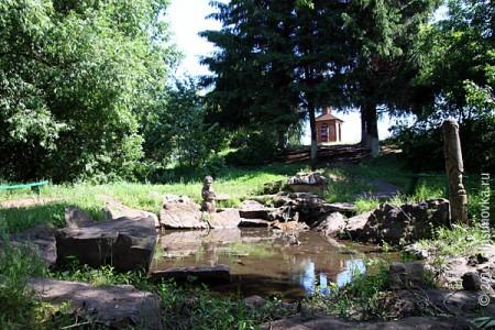 Река из другого измерения — Ока. Исток.