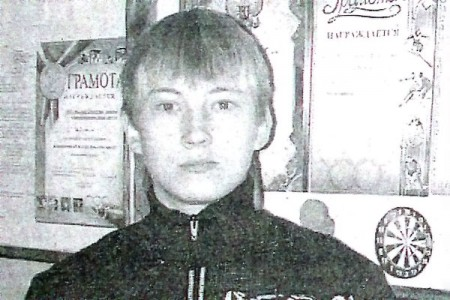 Никита Лучкин, по6едитель районной олимпиады