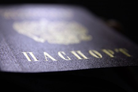 Паспорт гражданина РФ.