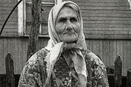 Анна Степановна Миленина.