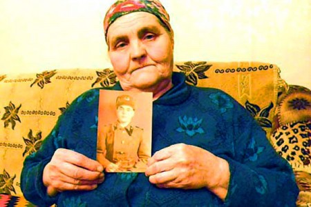 Александра Ивановна Ильюшина.