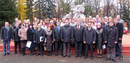 Выездной семинар руководителей организационных структур администраций городских округов и муниципальных районов Орловской  области.