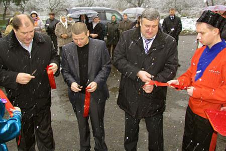 14 ноября в деревне Степной состоялось торжественное открытие Дома культуры