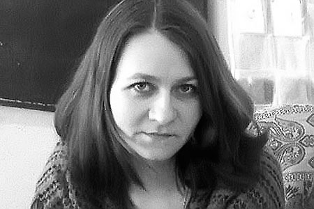 Наталья Фомина из Глазуновской средней школы.