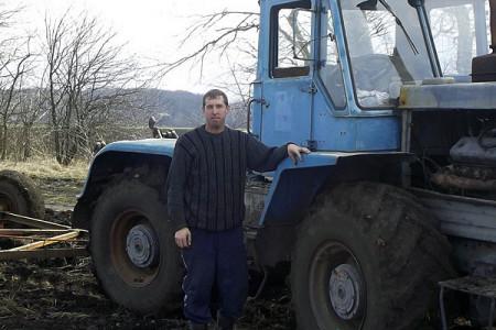 Фермер Газутин.