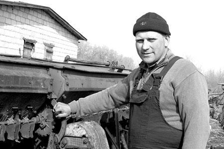 Сергей Симаков фермерством занялся пять лет назад.