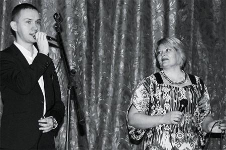9 января к жителям села Богородского приехали артисты районного Дома культуры с концертом.