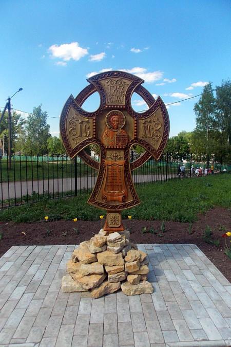 Храм Иоанна Богослова в селе Ловчиково.